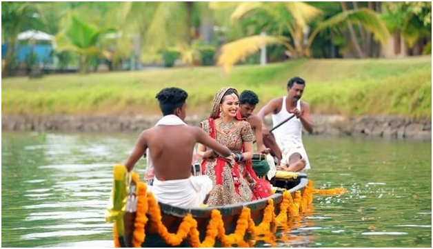 kerala wedding destination