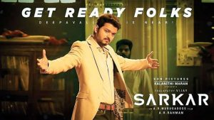 sarkar vijay movie